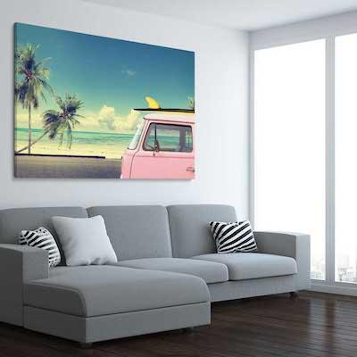 Pink Combi Surf